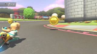 Wii U - Mario Kart 8 - (N64) Royal Raceway