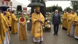 День семьи, любви и верности открыли богослужения в честь святых Петра и Февронии