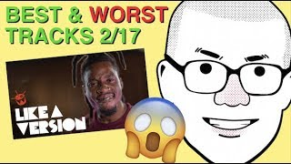 Weekly Track Roundup: 217 (Denzel Curry's Amazing Rage Against The Machine Cover)