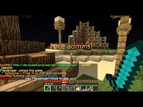 Genocide Pvp Factions Raid Minecraft Server
