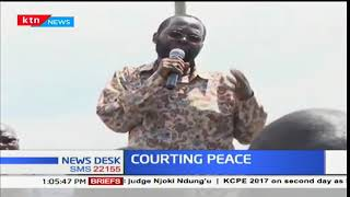 Kisumu, Kericho governors court peace