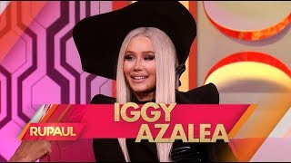 Iggy Azalea and 'Hollywood Medium' Tyler Henry