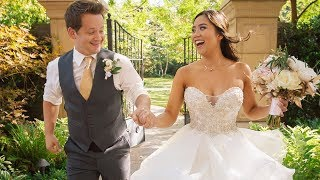 Wedding Video Of Katie & Jason Earles (Disney Themed Wedding)