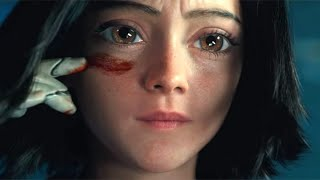 Things Only Adults Notice In Alita: Battle Angel