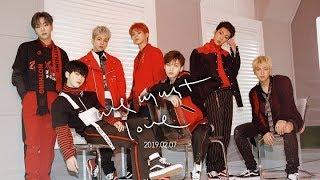 온앤오프 (ONF) 3rd Mini Album [WE MUST LOVE] Message Preview