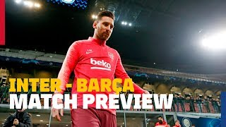 INTER 1-1 BARÇA | Match preview