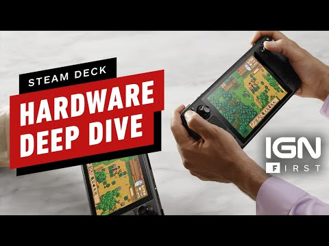In Years of Testing, Valve Hasn't Been Able to Find a Game the Steam Deck Couldn't Handle