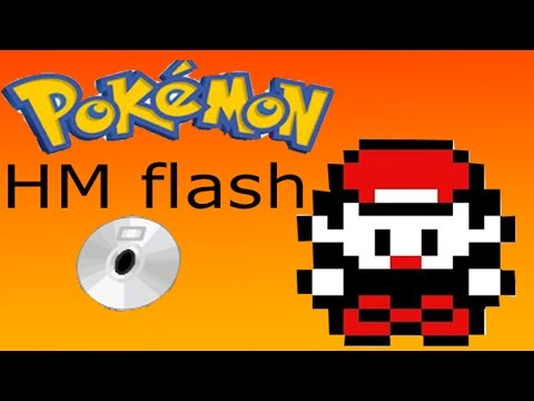 como pegar o flash pokemon fire red