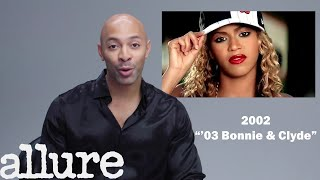 Beyoncé's Makeup Artist Explains Her Iconic Music Video Looks | 1999-2011 | Pretty Detailed
