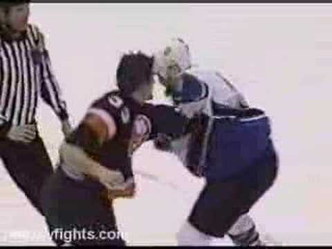 Eric Cairns vs. Stephen Peat