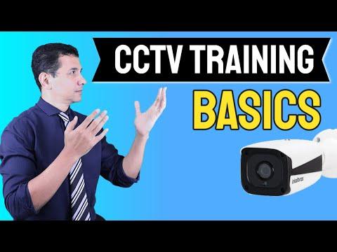 Basics of CCTV (CCTV Training Course) - YouTube