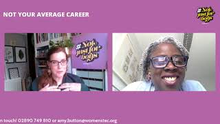Not Your Average Career – Siobhan Brown