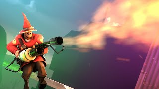 The WORST Possible Loadout - TF2 Randomizer, Hightower Hell