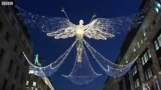 Как Лондон готовится к встрече Рождества