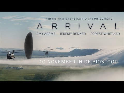 Arrival (Clip 'That Just Happened')