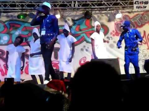 X-press Neegou Goor extrait de l'album Biir ak Biti au Baol Challenge Show du 24 Decembre 2016