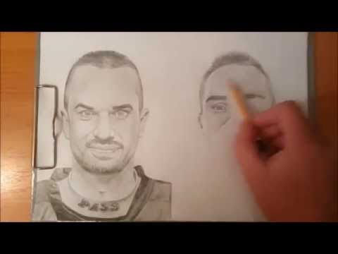 Speed art - Milan a Marek Machovci