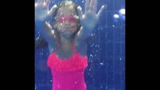 Havuzda bir gün videosu. Su altında çekim. Vlog. Keyifli yüzme. ECRİN UNDERWATER. Ecrin Su Çoban