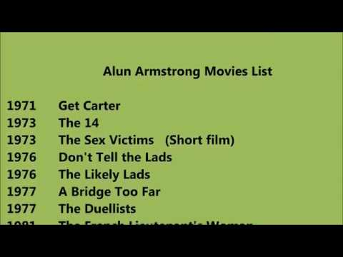Alun Armstrong Movies List