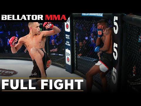 Le combat de Raymond Daniels au Bellator Birmingham