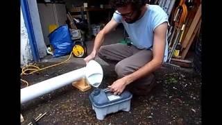 Steam Bending Bamboo 2011-09-04