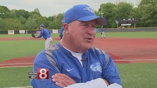 CCSU baseball coach Charlie Hickey measures success in more than just his 600 wins