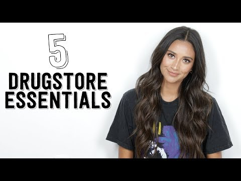 My 5 Drugstore Essentials | Shay Mitchell