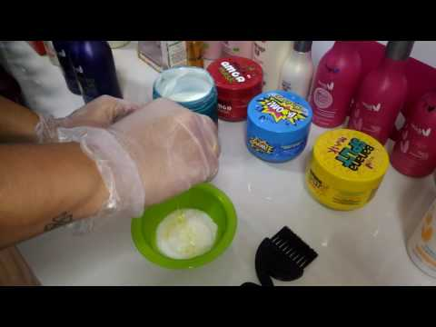 Mayonnaise Buhok mask para sa pintura removers review
