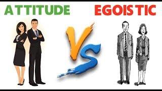 EGO vs ATTITUDE (HINDI) | SeeKen