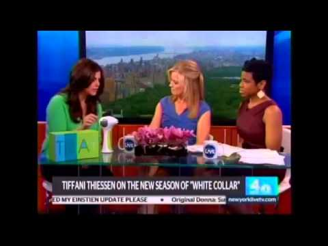 Video of Tria Hair Removal Laser on New York Live with Tiffani Thiessen