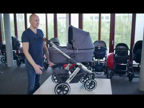 Kombi-Kinderwagen ABC Design Salsa 4 Air - das BabyOne Fazit