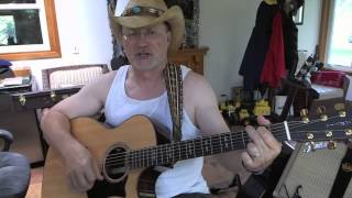 1253 -  Too Cold At Home -  Mark Chestnut cover with lyrics and guitar chords