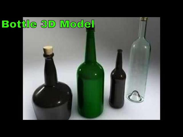 Glass Bottle Collection zip