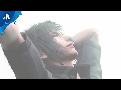 "Dissidia Final Fantasy NT – ""A Princely Welcome"" Cutscene   PS4"