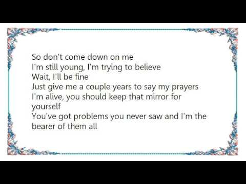 Holly Williams - Everybody's Waiting for a Change Lyrics