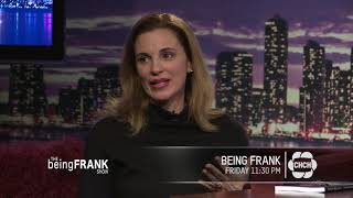The Being Frank Show – December 7th Show Promo - Frank D'Angelo
