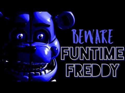 Fnaf Sister Location Songs & Lyrics - Beware Funtime Freddy ...