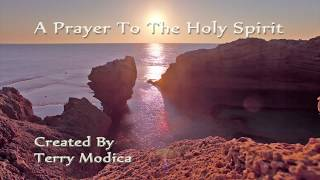 A PRAYER TO THE HOLY SPIRIT | GOOD NEWS MINISTRIES