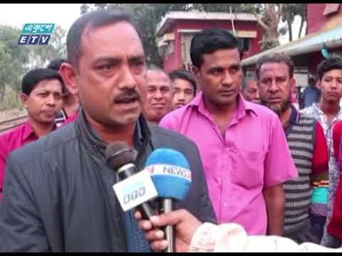 চুয়াডাঙ্গায় ৫ রেলস্টেশন বন্ধ ঘোষণা, দুর্ভোগে জনগণ || ETV News