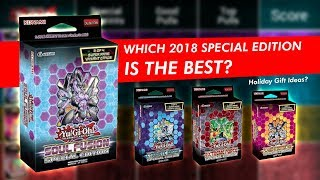 Which SPECIAL EDITION of 2018 is The Best - Yu-Gi-Oh! *BONUS VIDEO*