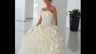 знаменитости, звёзды в свадебных платьях