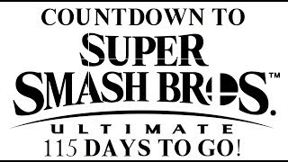Countdown to Ultimate! SSB Melee - Classic, Adventure and All-Star with Pichu (115 Days To Go)