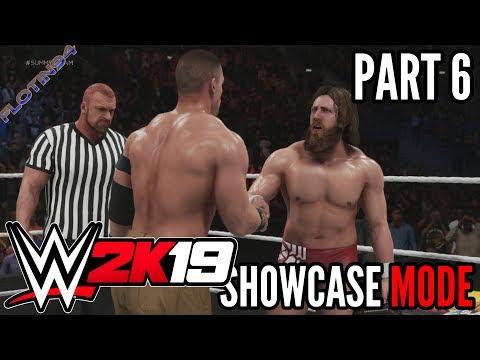 WWE 2K19 | SHOWCASE #6 | Daniel Bryan vs John Cena WWE Title