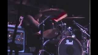 Ricky Myers Drum Camera- Disgorge- Revelation XVIII live @ ULR Showcase 2014