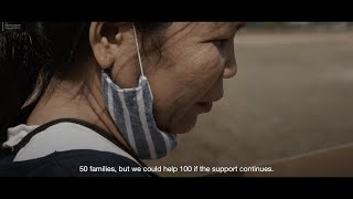 "Voices of Cambodia: ""No Income, No Food"""