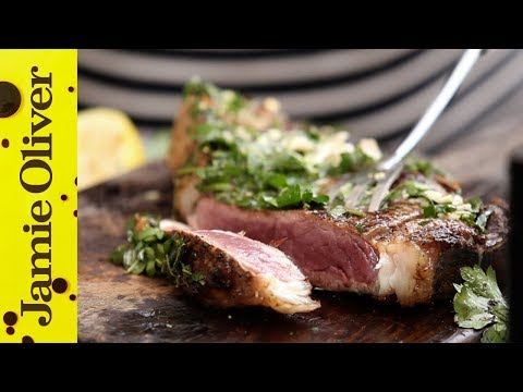 The most amazing beef Steak with Gennaro Contaldo