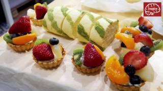 六月份蛋糕卷甜品班宣傳片