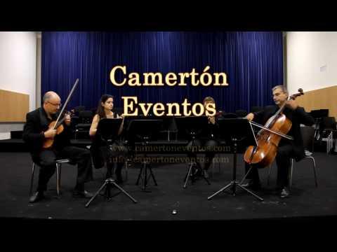 Cuarteto de cuerda. L.Boccherini - Música nocturna de las calles de Madrid. BSO