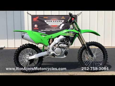 2020 Kawasaki KX 250 in Greenville, North Carolina - Video 1