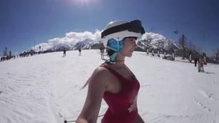 Closing the season in 360: Riders bid farewell to winter in Sochi